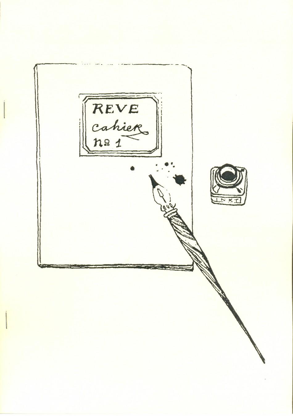 DIVERSEN - Reve Cahier nr.1, Reve Buitengaats