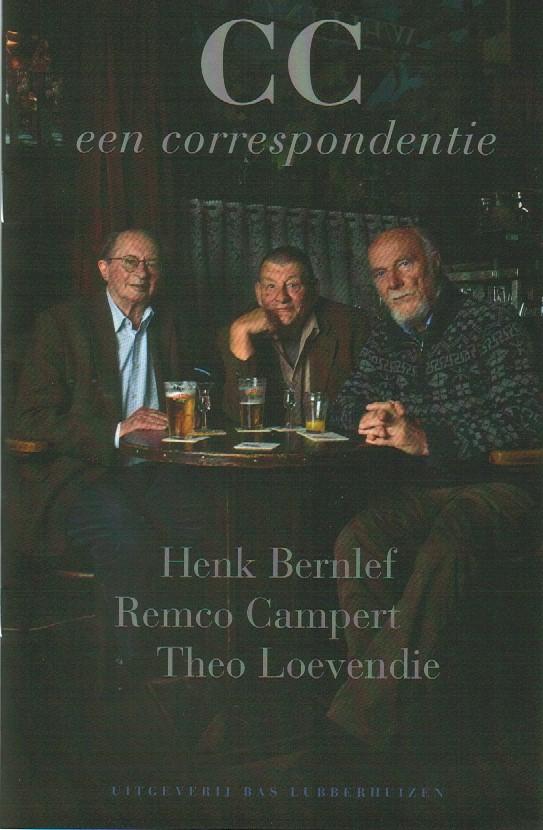 BERNLEF,CAMPERT,LOEVENDIE - CC een correspondentie